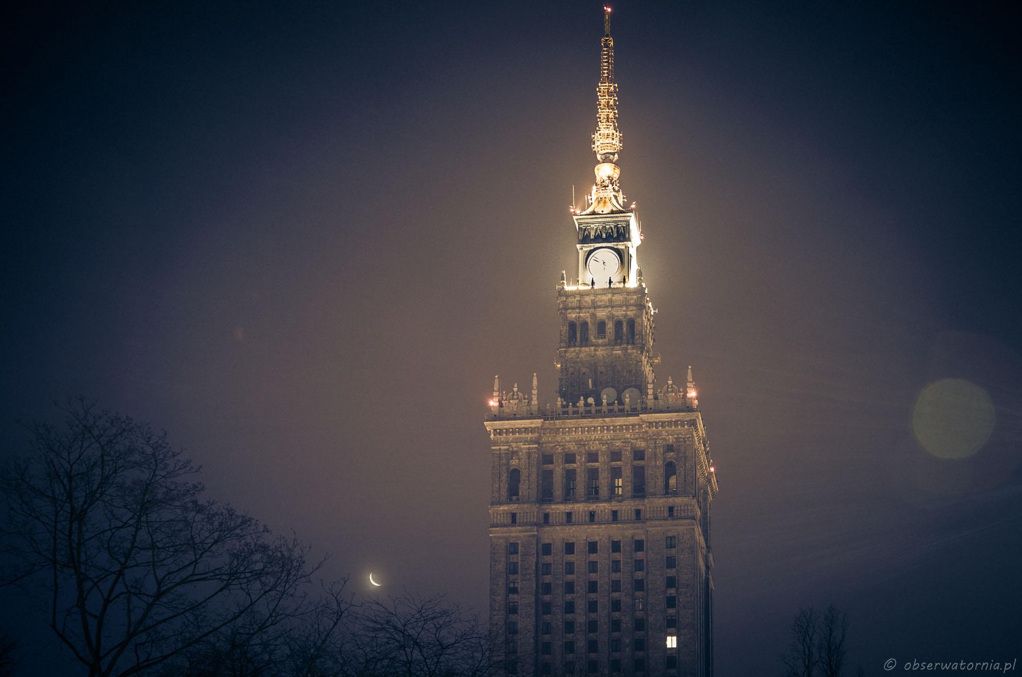 Warszawa bez Słońca