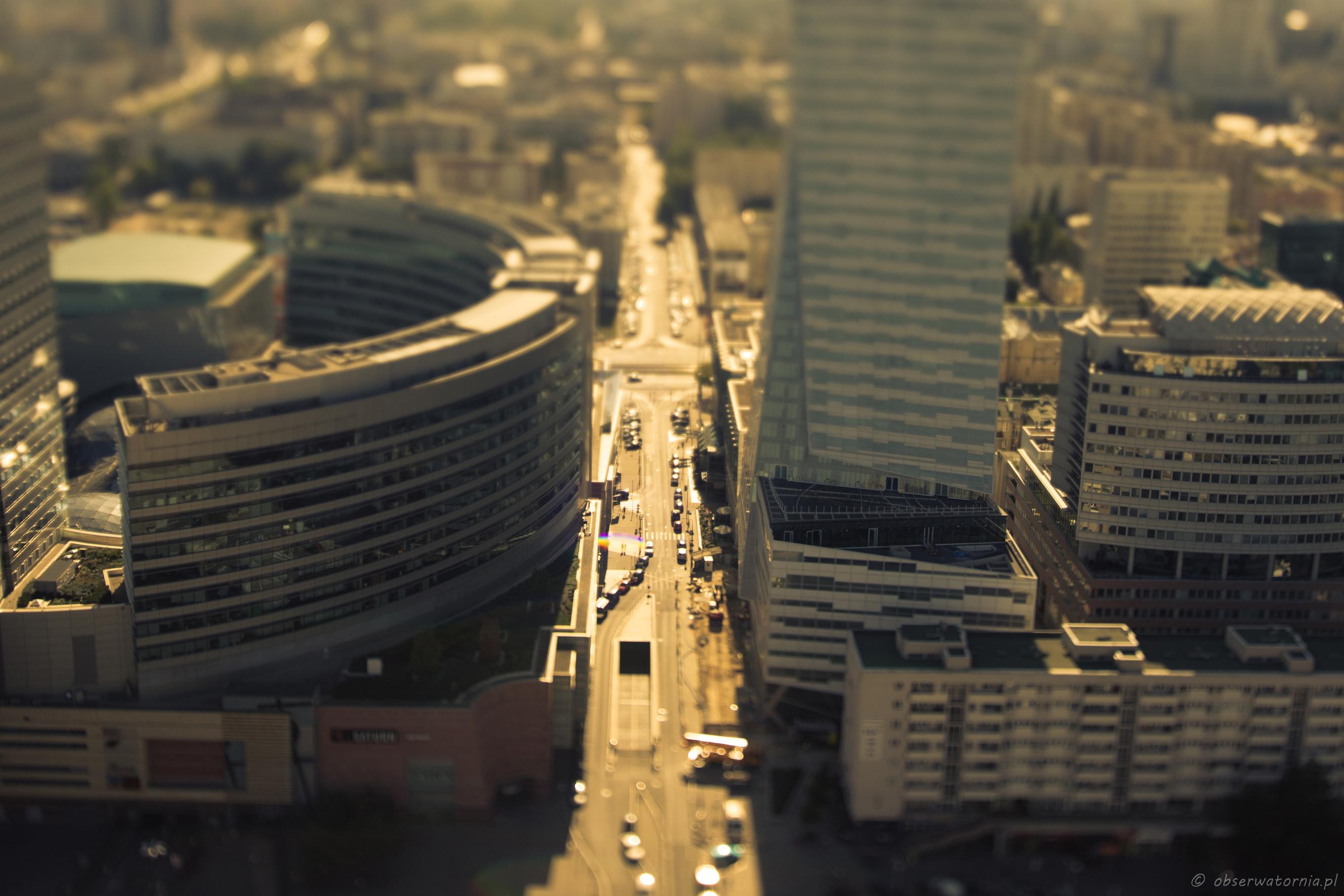 Miniatura Warszawy