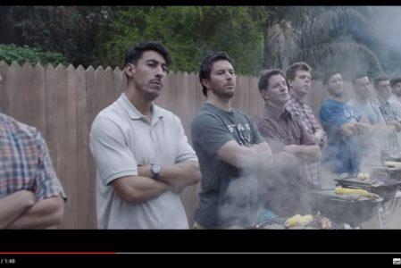 Reklama Gillette o dobrym mężczyźnie